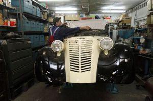 garajul de lux