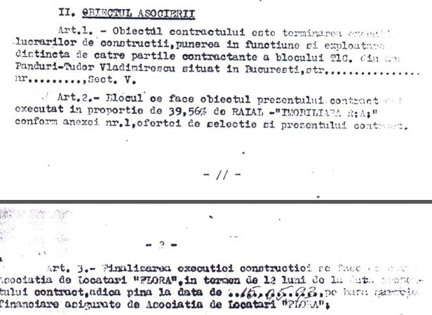 Contract Flora Imobiliaria